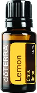 doTERRA, Lemon, Citrus limon, Pure Essential Oil, 15ml