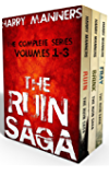 Ruin Saga Boxset: The Complete Series: Volumes 1-3
