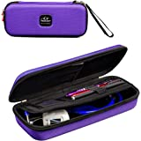 PROHAPI Hard Stethoscope Case, Large Stethoscope Carrying Case with ID Slot, Compatible with 3M Littmann/ADC/Omron/MDF…