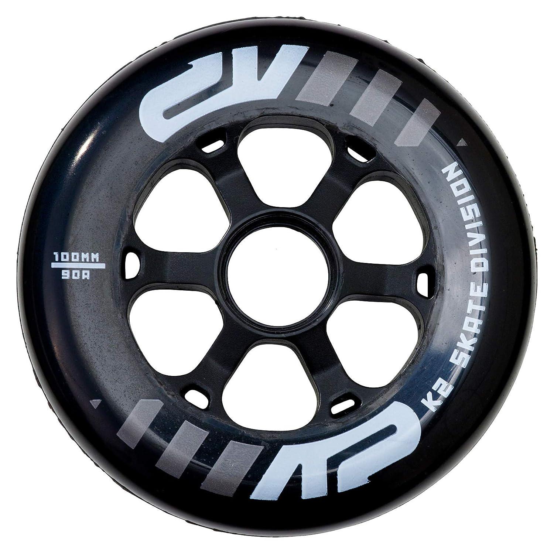 K2Skates 100mm Urban Wheel Pack de 4Rollers Lot de 4Rouleaux de Rechange 30b3015.1.1