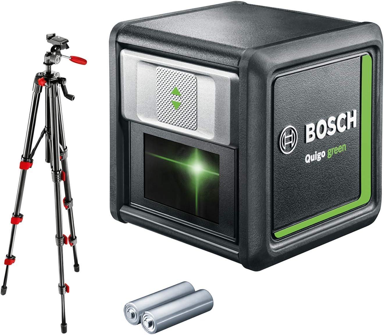 T/él/ém/ètre Laser Bosch Quigo Green Set