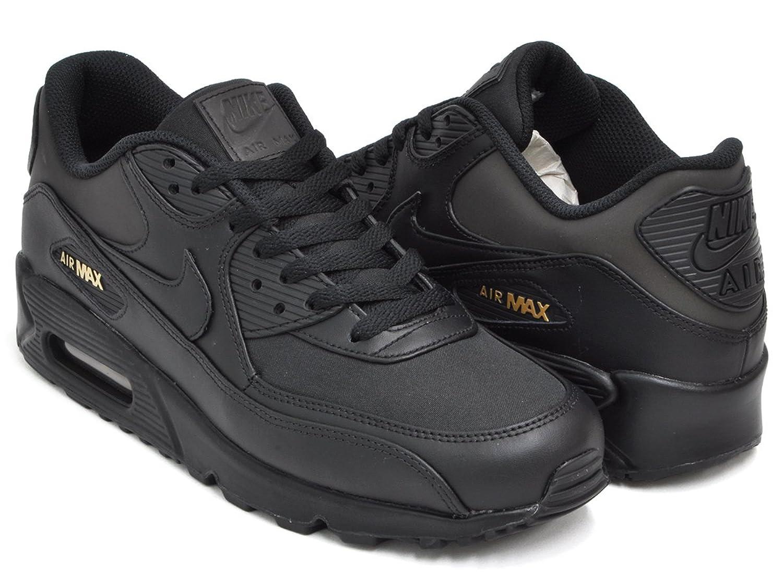 (ナイキ) NIKE AIR MAX 90 PREMIUM [エア マックス プレミアム] BLACK / BLACK