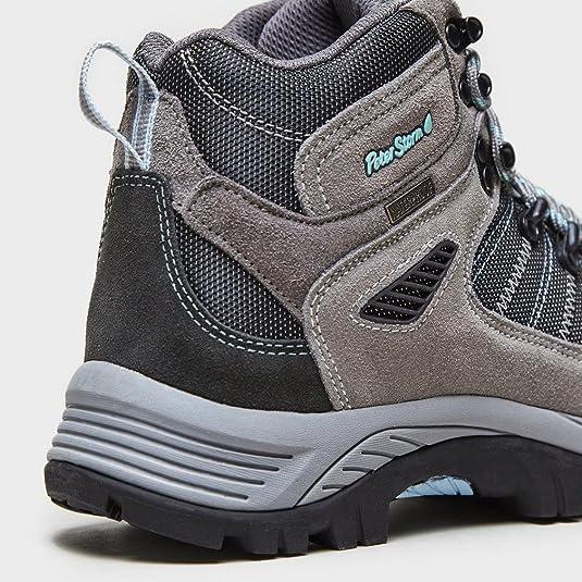 9144026d019 Peter Storm Women's Malvern Walking Boot, Grey, UK5: Amazon.co.uk ...