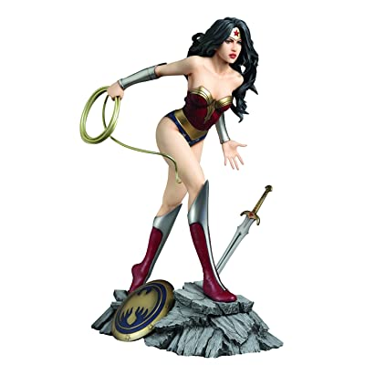 Yamato Fantasy Figure Gallery Collection DC Comics Wonder Woman Statue