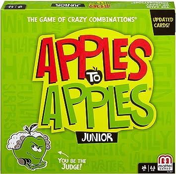 Mattel: Manzanas con manzanas junior: Amazon.es: Juguetes y juegos