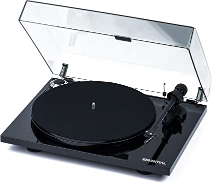 Amazon.com: Pro-Ject Essential III belt-drive Turntable de ...