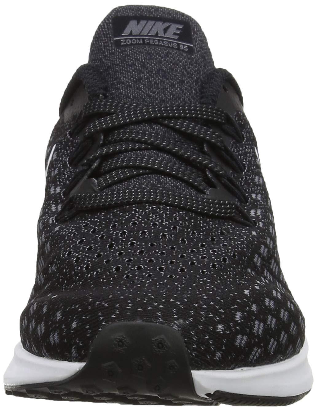 Nike Men's Air Zoom Pegasus 35 Running Shoe (6 M US, Black/White/Gunsmoke/Oil Grey) by Nike (Image #3)