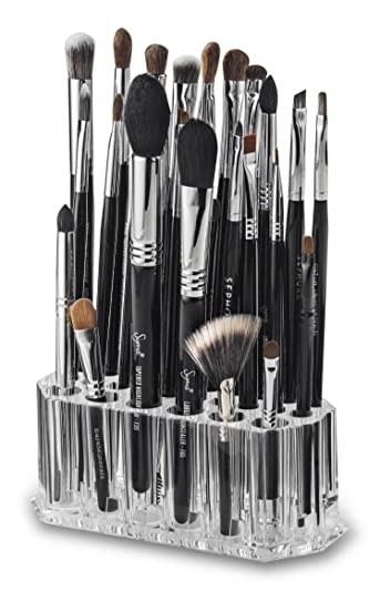 Amazon.com: byAlegory - Organizador de brochas de maquillaje ...