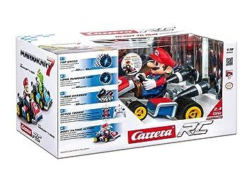 370162107 Kart Carrera Rc Mario 7 Radio CommandeVéhicule Miniature zVpSUqM