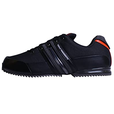 bcb7f75e94663a Y3 Sprint Classic Trainers Black 10 UK  Amazon.co.uk  Shoes   Bags