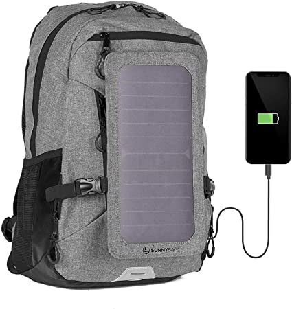 Sunnybag Sturdy Water-Resistant Solar Backpack