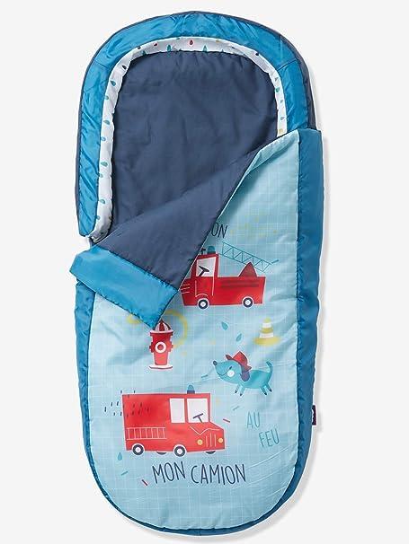 Sac de couchage enfant avec matelas intégré
