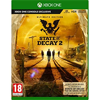 State of Decay 2 Ultimate Edition (Xbox One): Amazon co uk