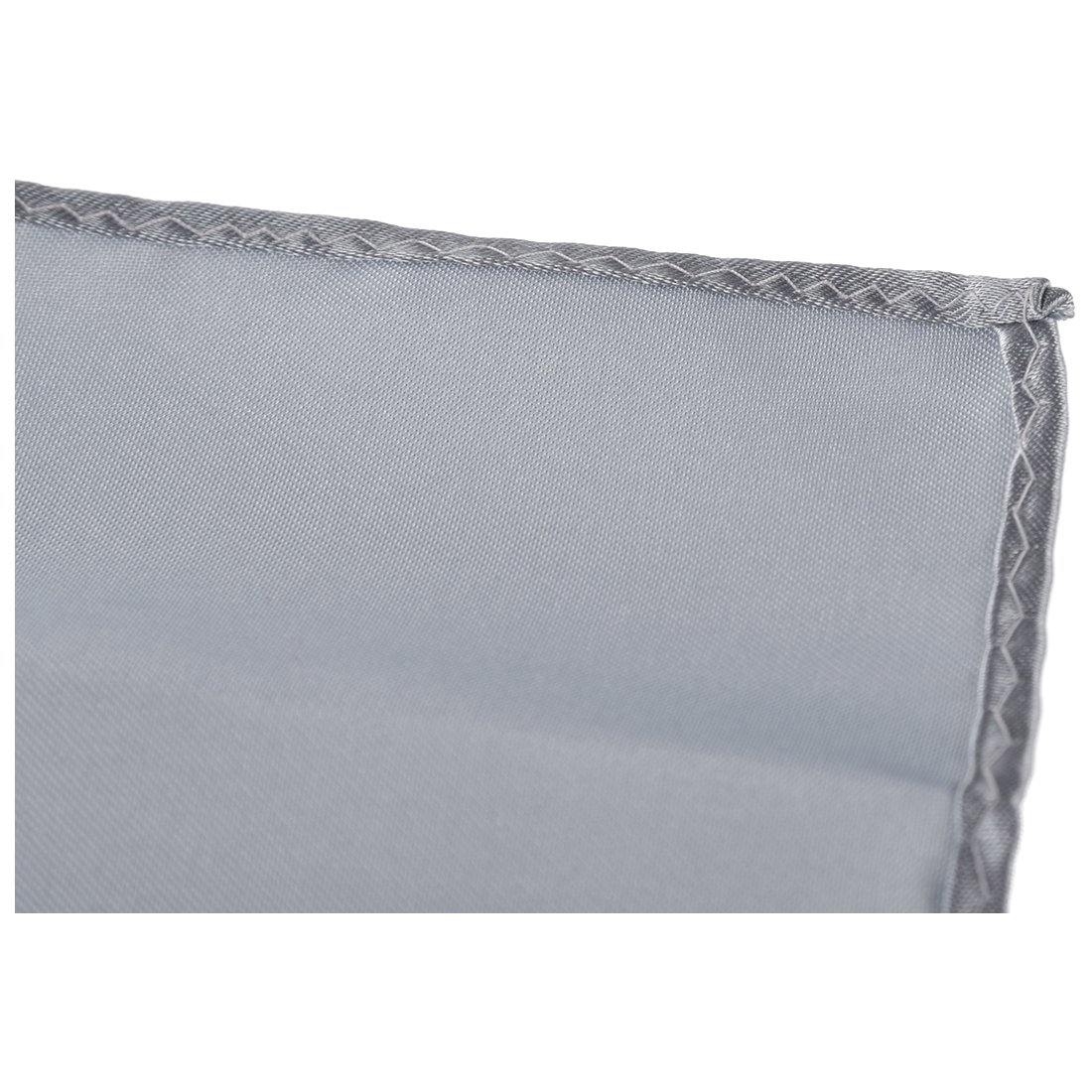 R Fazzoletto da Taschino da Uomo Hanky Plain Colour Wedding Party Square Hankerchief TOOGOO Azzurro