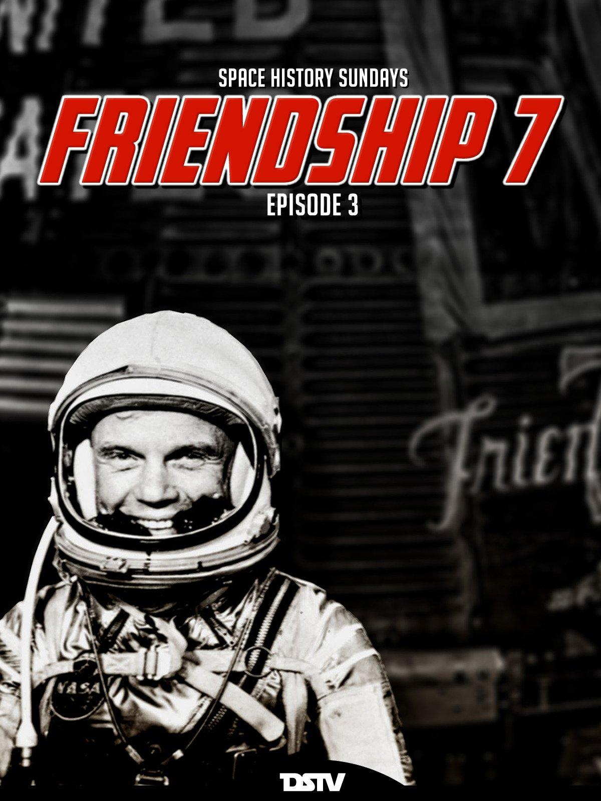 Space History Sundays ep. 3 on Amazon Prime Video UK