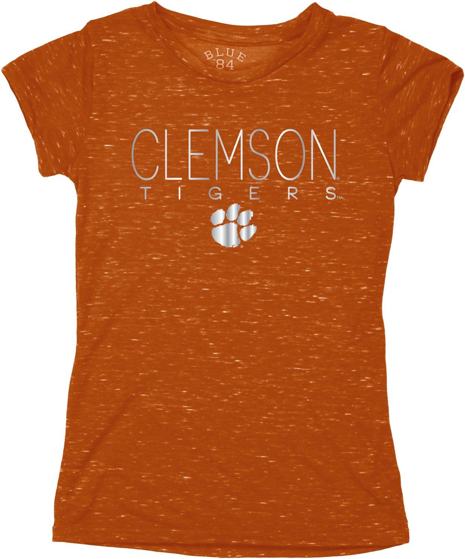 割引発見 ブルー 84 NCAA Sサイズ クレムソンタイガース ユース コンフェッティ Tシャツ Sサイズ B072ZWLLH6 オレンジ ユース B072ZWLLH6, ヨークスオンライン:d4ba8339 --- a0267596.xsph.ru