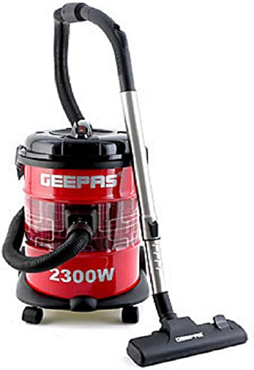 Geepas GVC2587 Dry Vacuum Cleaner, 2300W