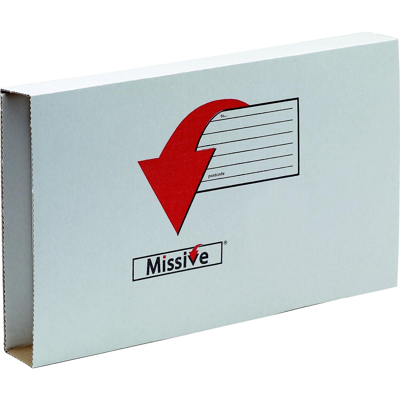 Bankers Box Pochettes d'expédition ajustables en hauteur, en carton ondulé solide Medium Mailing Wrap 10pk