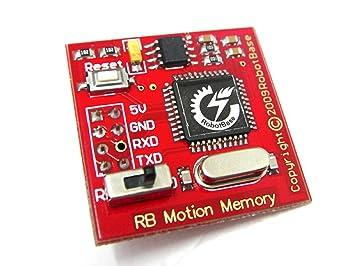 Movimiento Tarjeta De Memoria (tarjeta roja 64 K): Amazon.es ...
