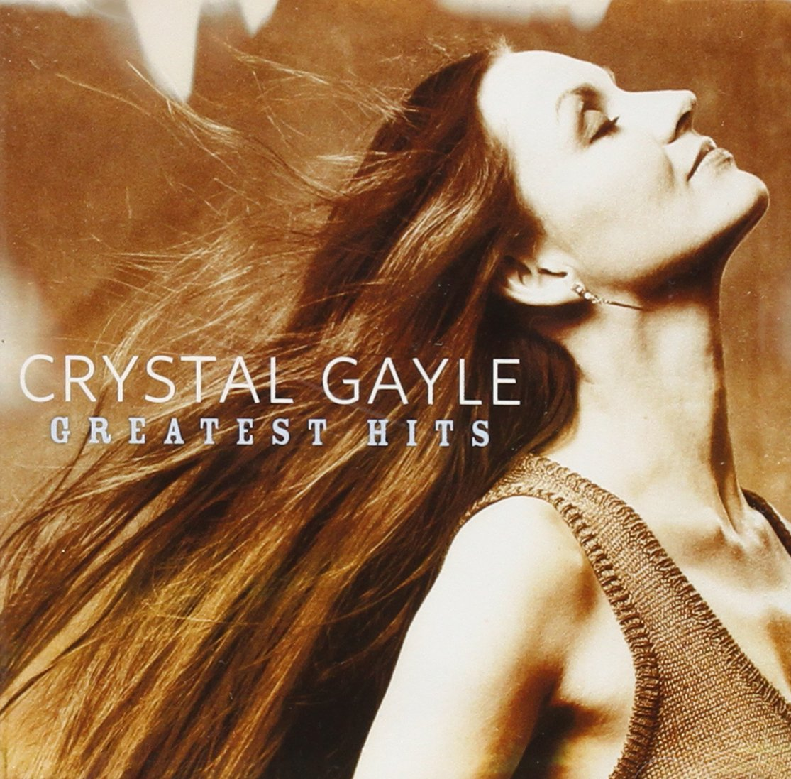 CD : Crystal Gayle - Greatest Hits (CD)