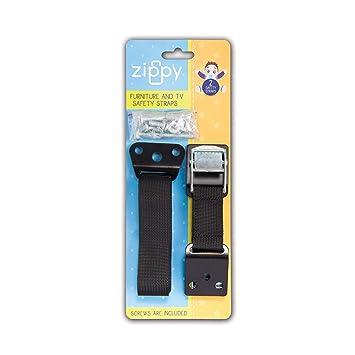 Amazon.com: Zippy anti-tip Muebles & TV pared Anchor correas ...