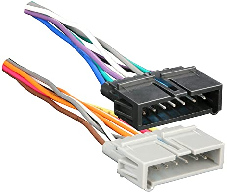 71QUZlC QWL._SX463_ amazon com metra 70 1817 radio wiring harness for chrysler jeep jeep wiring harness at pacquiaovsvargaslive.co