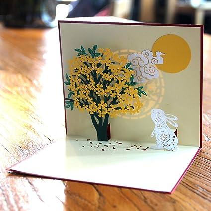Tarjetas Cumpleaños Pop up 3D Paper Spiritz Tarjeta Cumpleaños Graduación Personalizados para Tarjetas 3D Navidad Tarjetas Agradecimiento Happy ...