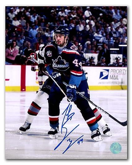 info for fb051 18433 Todd Bertuzzi New York Islanders Autographed Fisherman ...