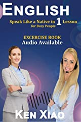 English: Speak Like a Native in 1 Lesson for Busy People Paperback