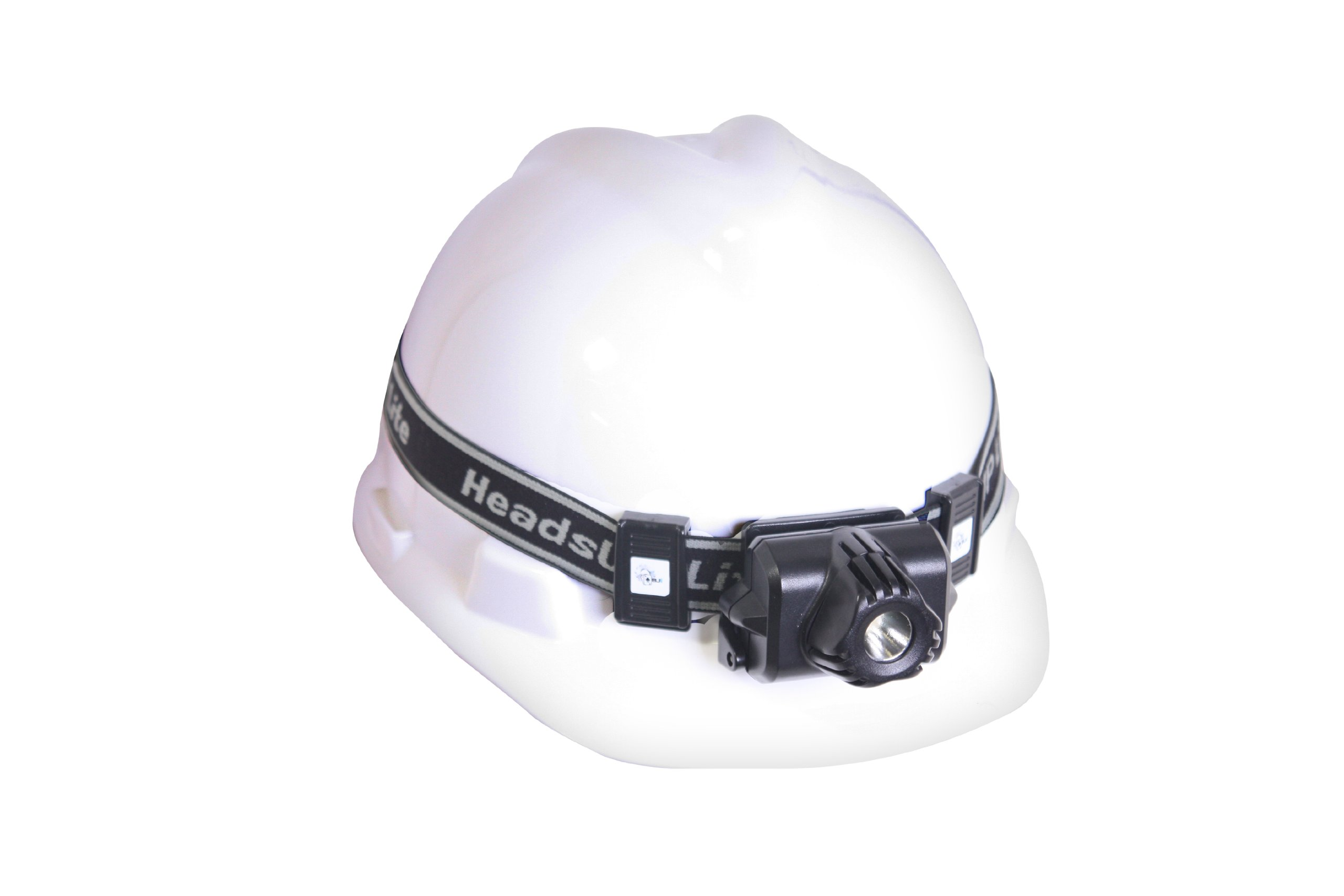 Blackjack Industrial BJi001 Hard Hat Clips for Headlamps and Lights | Fits all Hard Hats | Holds Lights and Straps Securely in Place | Utilities | Oil and Gas | Construction Workers (Pack of 4) by Blackjack Industrial (Image #4)
