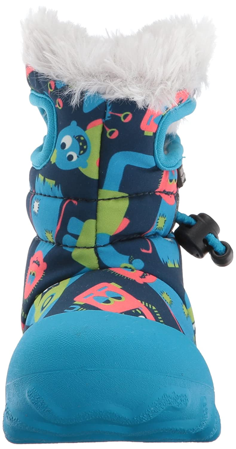 Bogs B-moc Waterproof Insulated Kids//Toddler Winter Boot 72275-009-5