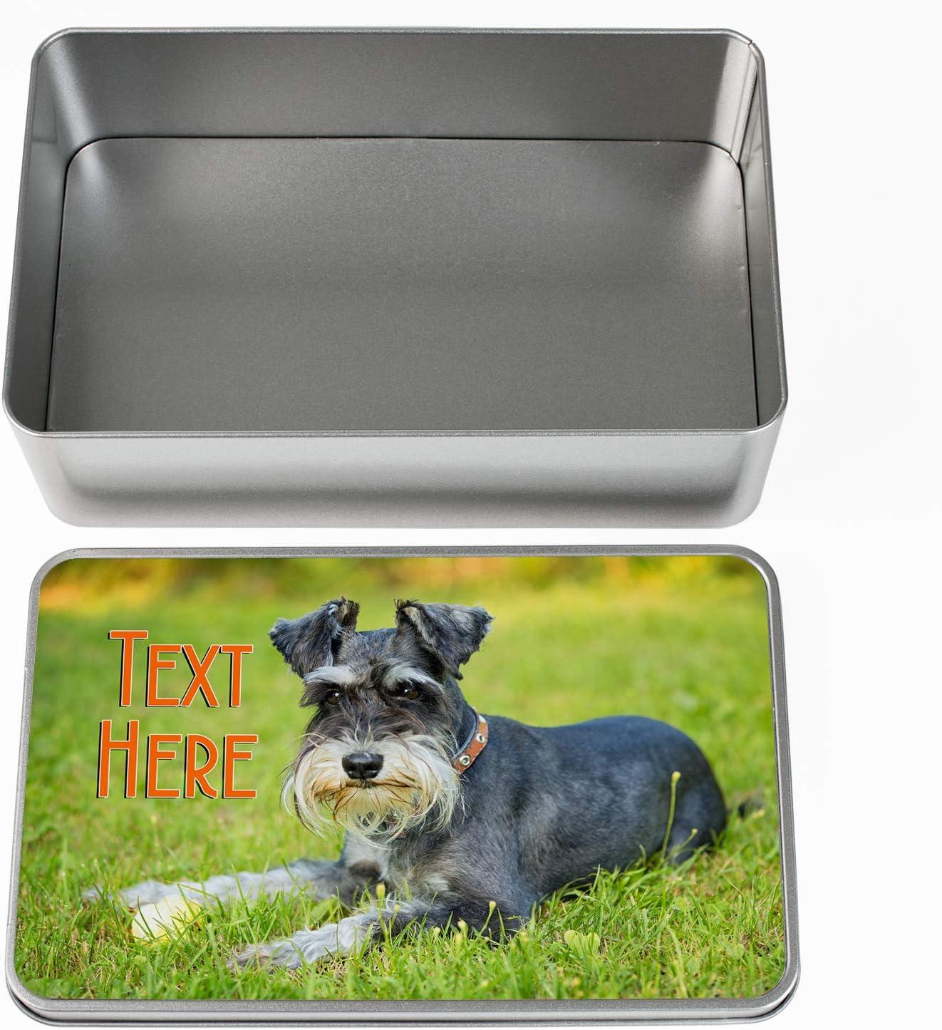 KRAFTYGIFTS KS171 - Caja de Lata para Comida de Perro: Amazon.es: Hogar