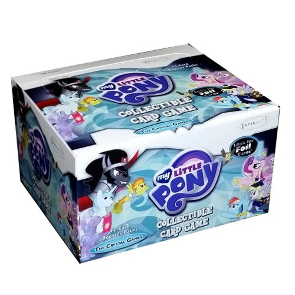 My Little Pony: Friendship is Magic The Crystal Games Booster Box