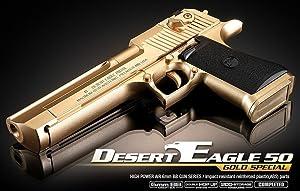 Academy #17223 Desert Eagle 50 Gold Special