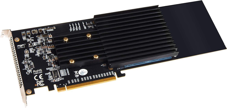 SoNNeT Fusion SSD M.2 4x4 PCIe Card