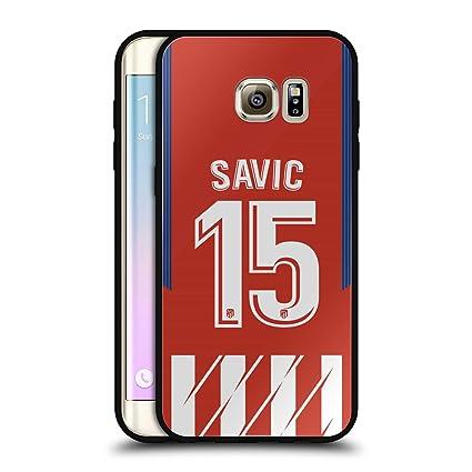 Amazon.com: Official Atletico Madrid Stefan Savic 2017/18 ...