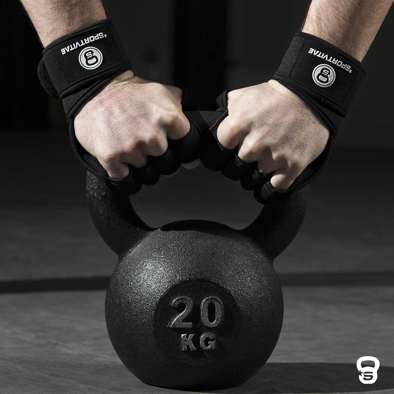 Sportvitae Calleras Crossfit Weightlifting Gloves Guantes de ...