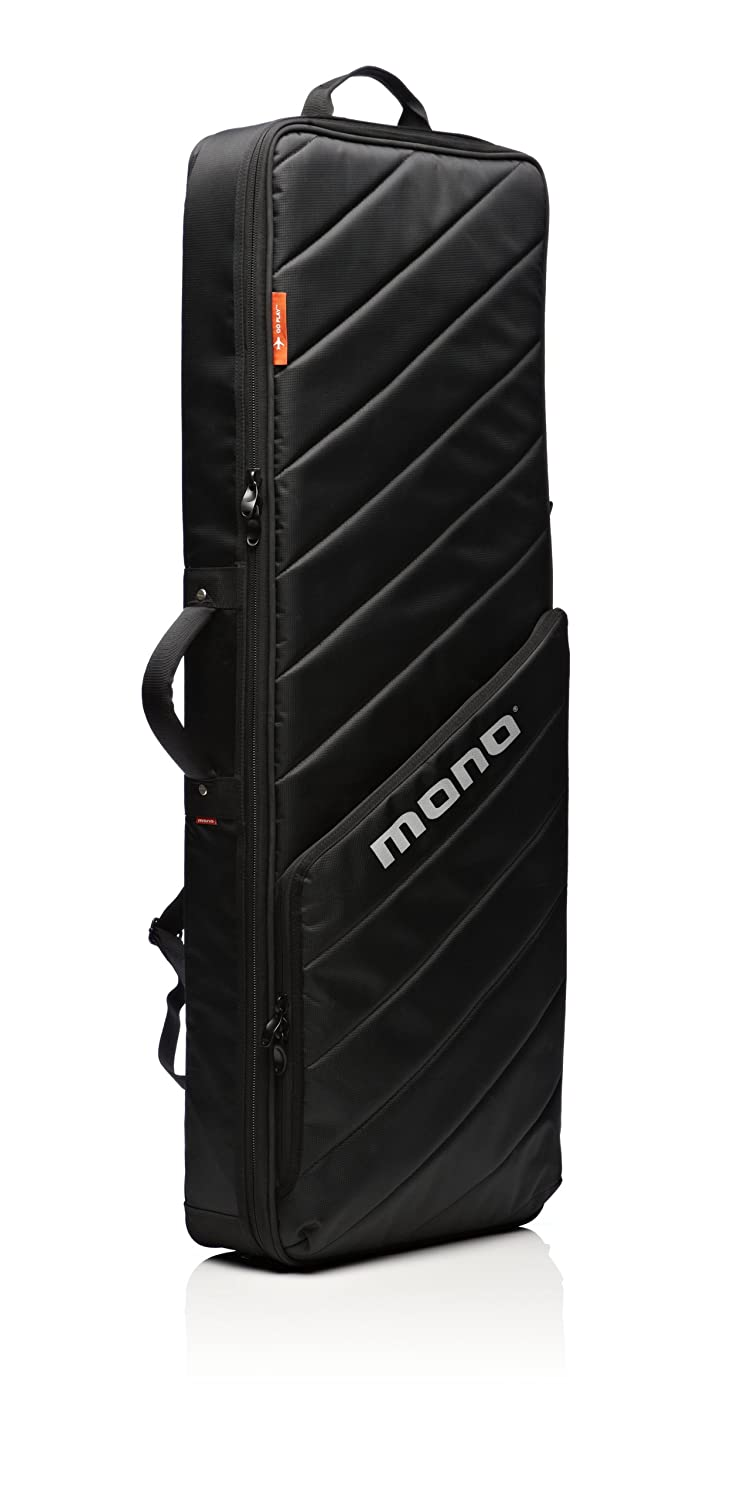 MONO M80 M80-K61-BLK 61-Key Portable Keyboard Case Mono Cases M80K61BLK
