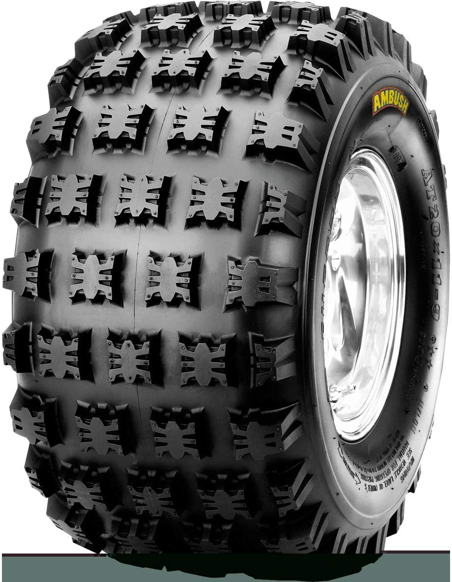 25x8x12 For 2003 Yamaha YFM400 Big Bear 4x4 ATV~ITP 6P0030 Mayhem Front Tire