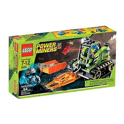 LEGO Power Miners Granite Grinder (8958): Toys & Games