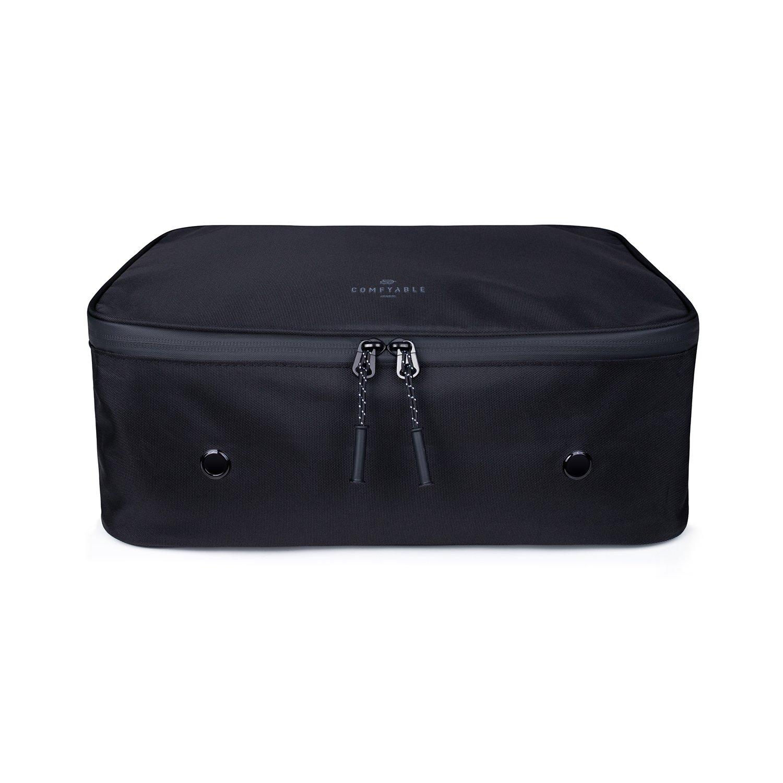 Comfyable Sneaker Bag, Men's Shoe Bag, Gym Shoe Bag, Shoe Storage Travel Bag, Shoe Carry Bag, Black