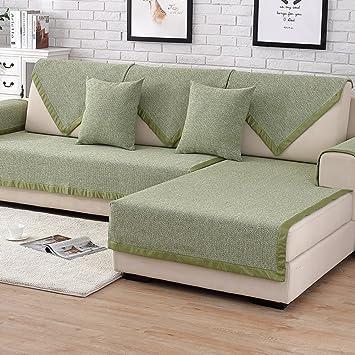 La Cubierta del sofá,con Estilo y Simple,Funda de cojín de ...