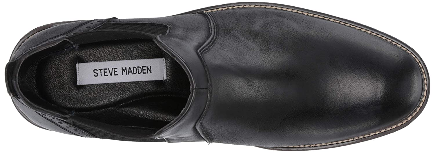 Steve Madden Tampal Tampal Tampal Chelsea Botas para Hombre ad451e