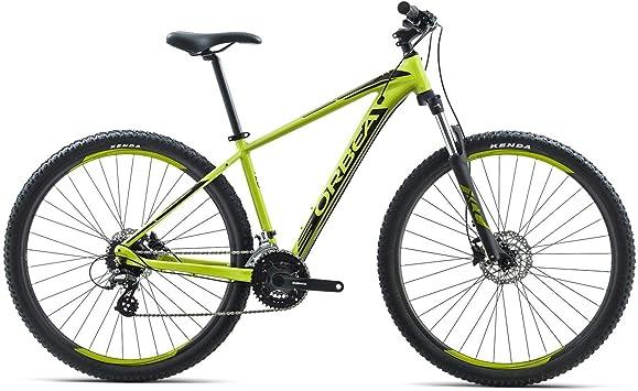 Orbea MX 50 - Bicicleta de montaña de 29 pulgadas y 8 velocidades, bicicleta de aluminio para hombre y mujer, I216, color verde, tamaño talla única: Amazon.es: Deportes y aire libre