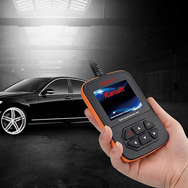 iCarsoft i908 VW Audi Scan Tool.