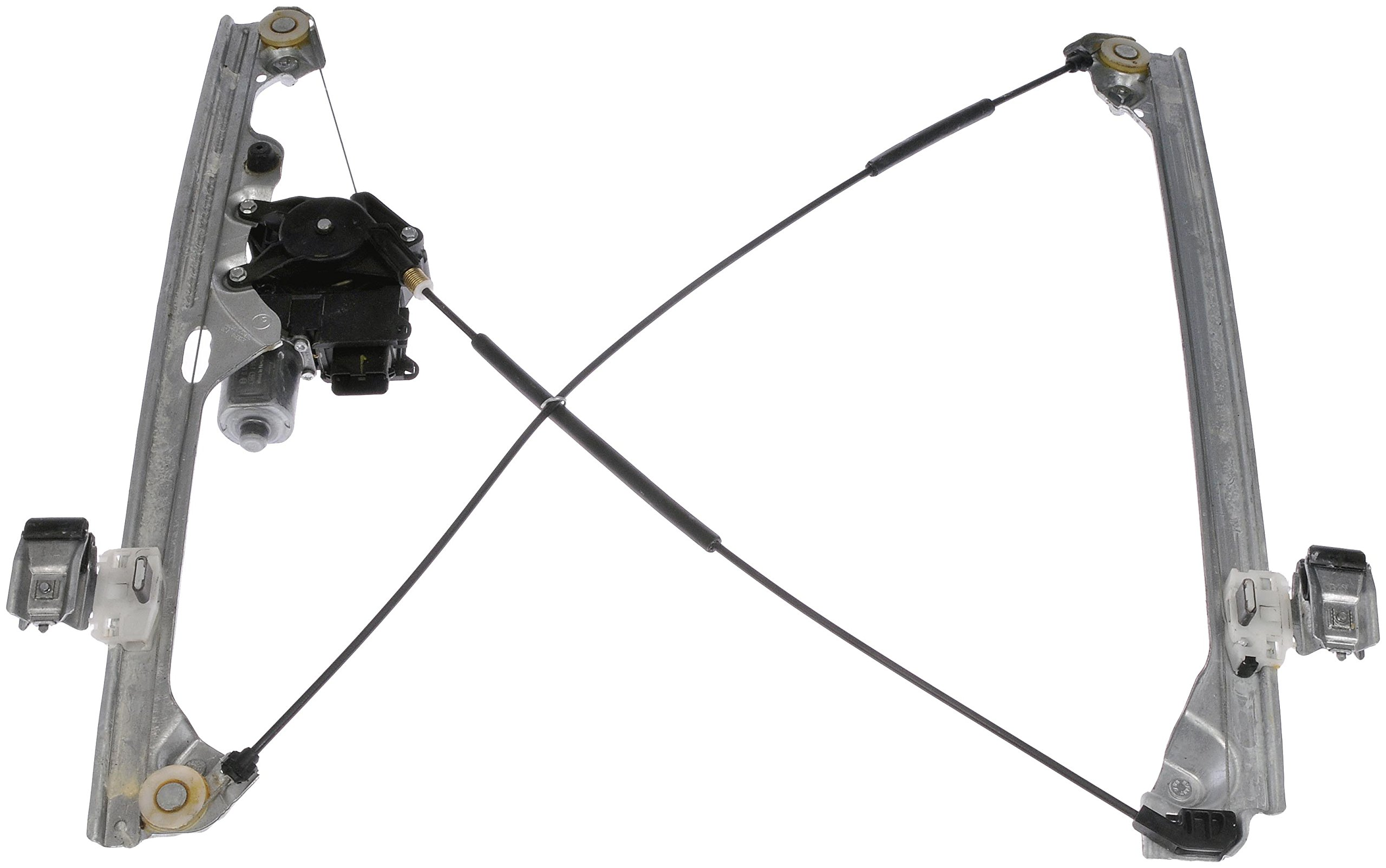 Dorman 751-700 Front Driver Side Power Window Regulator and Motor Assembly for Select Cadillac Models by Dorman