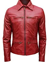 Once Upon A Time Jacket - Emma Swan Red Leather Jacket