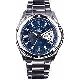 Casio Edifice – Herren-Armbanduhr mit Analog-Display und Edelstahlarmband – EF-129D