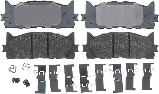 Bosch BP795 QuietCast Brake Pad Set