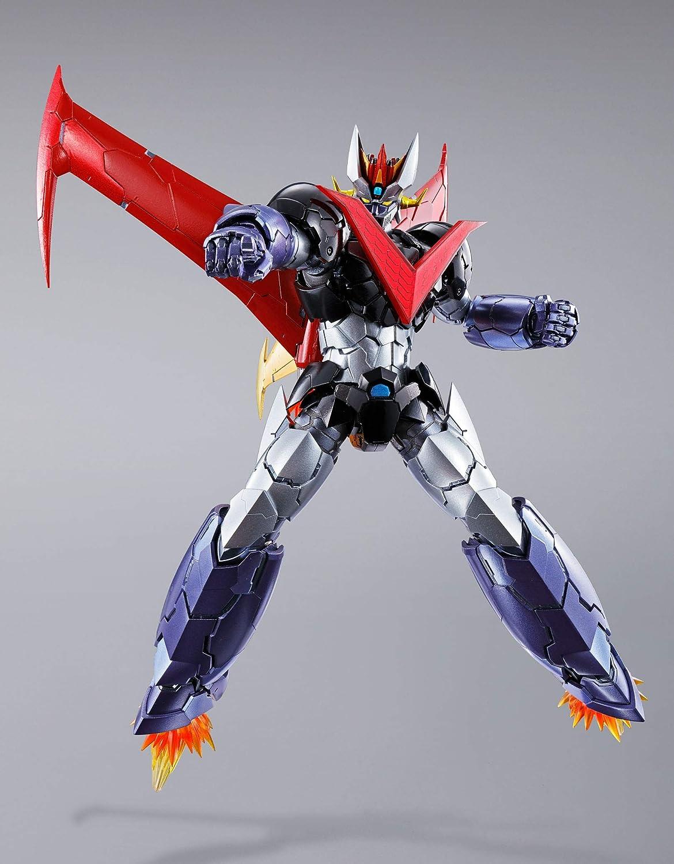 Metal Build Mazinger Z Infinity Great Mazinger Bandai Diecast Figure USED FedEX